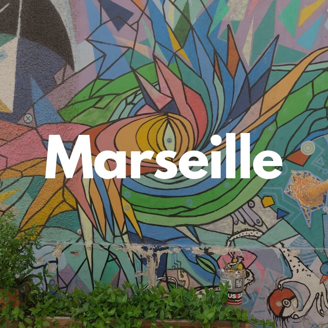 Vignettes destinations streetart