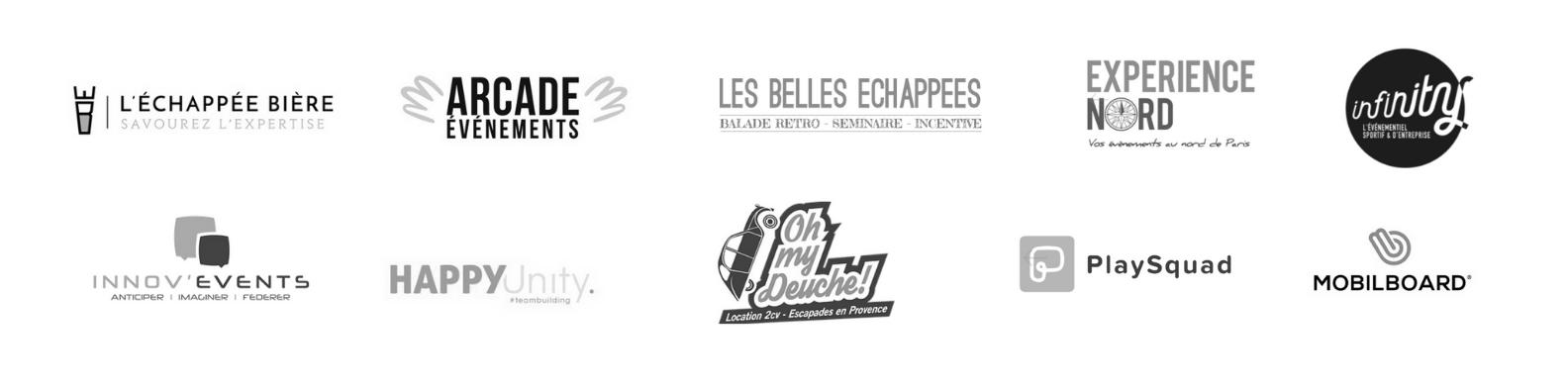 Logos Agences Event